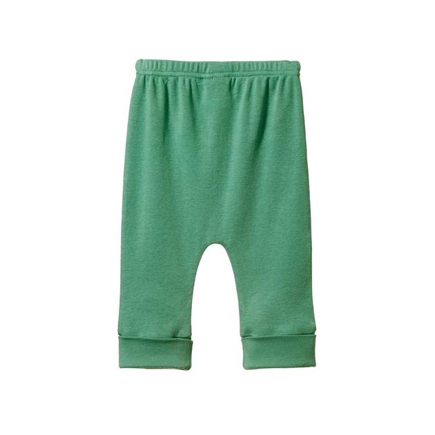 Nature Baby Drawstring Pants - isle green
