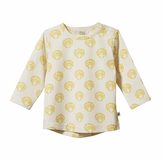 Nature Baby Stretch Jersey Everyday Tee