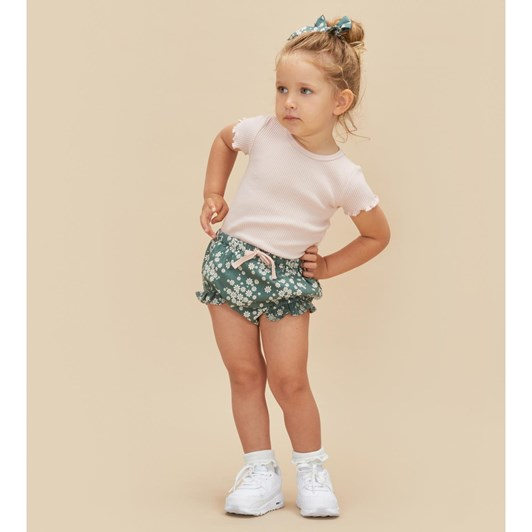 Huxbaby Floral Frill Bloomer