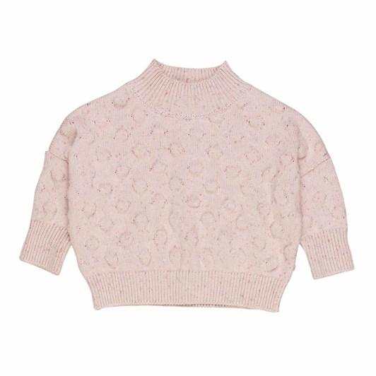 Huxbaby Bubble Sprinkles Knit Jumper 3-5Y