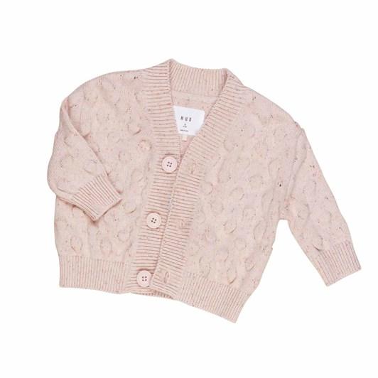 Huxbaby Bubble Sprinkles Knit Cardi 3-5Y