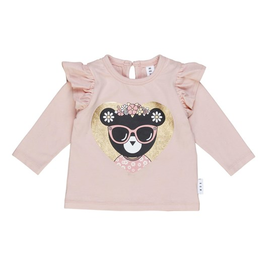 Huxbaby Floral Huxbear Frill Top 3-5Y