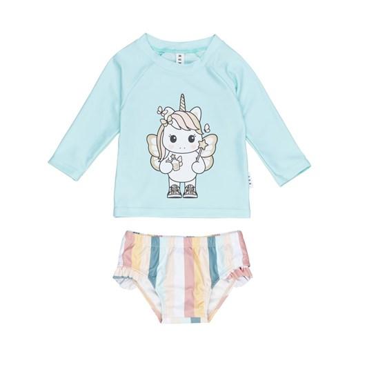 Huxbaby Fairy Unicorn Swim Set 3-5Y