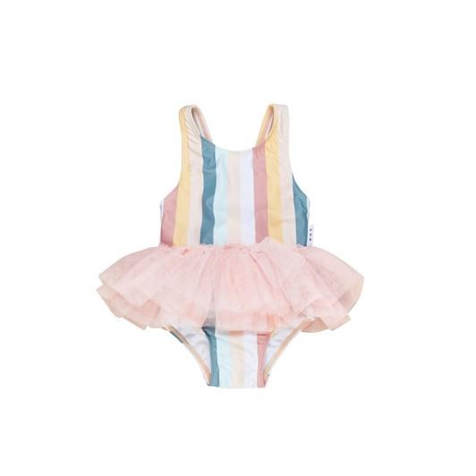 Huxbaby Rainbow Ballet Swimsuit 3-5Y
