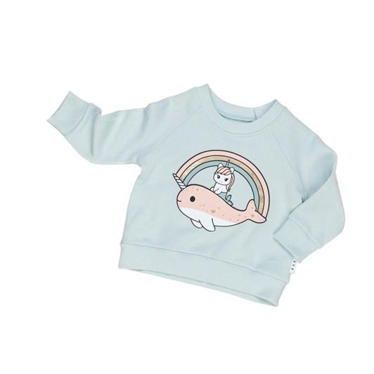 Huxbaby Sea Friends Sweatshirt 1-2Y