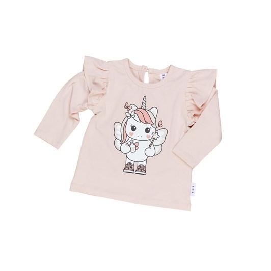 Huxbaby Fairy Unicorn Frill Top 1-2Y