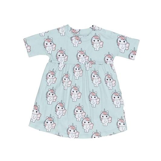 Huxbaby Fairy Unicorn Swirl Dress 3-5Y