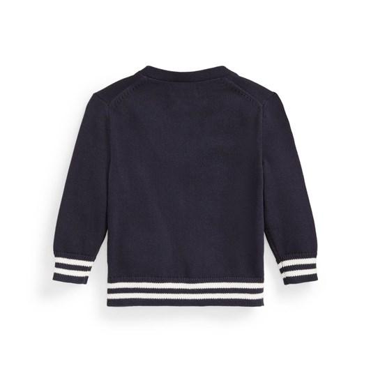 Polo Ralph Lauren Polo Bear Cotton Cardigan