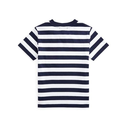 Polo Ralph Lauren Striped Cotton Jersey Tee 5-7Y