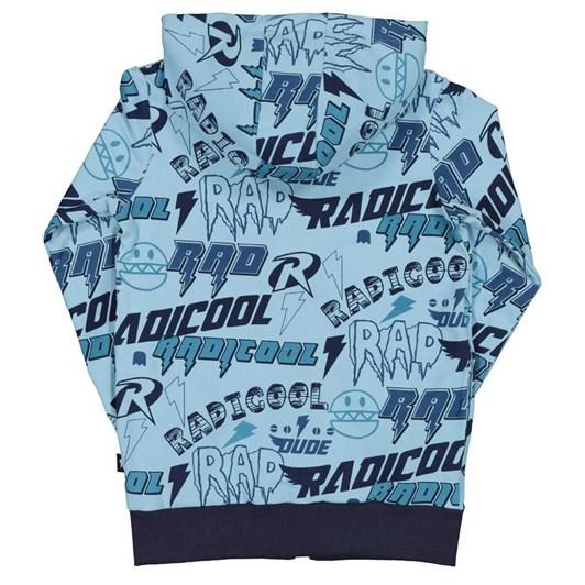 Radicool Dude Radicool Rulz Zip Hood