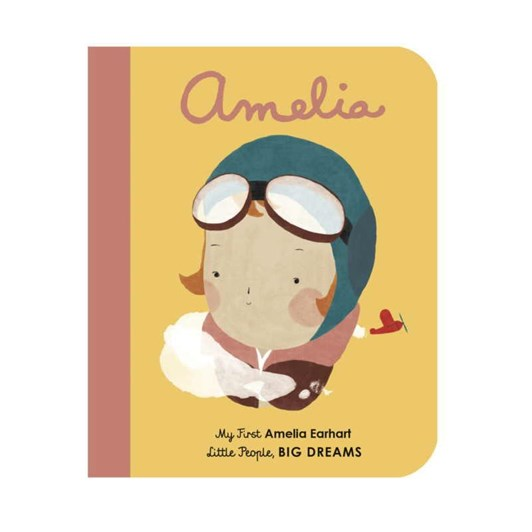 My 1st Little People Amelia Earhart
