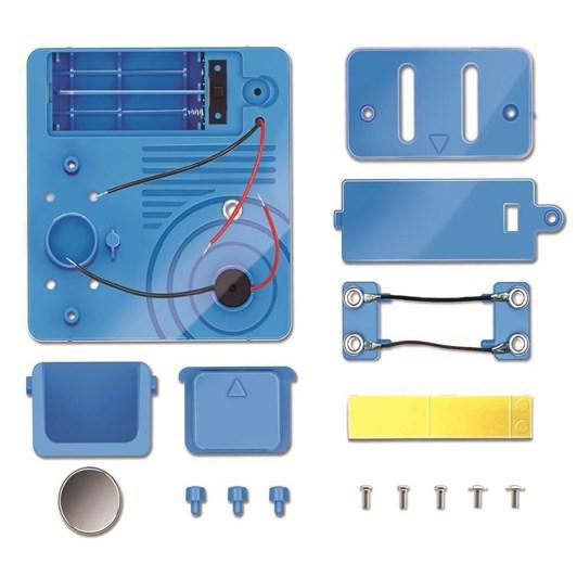 4M Crafts&Science Magnetic Alarm