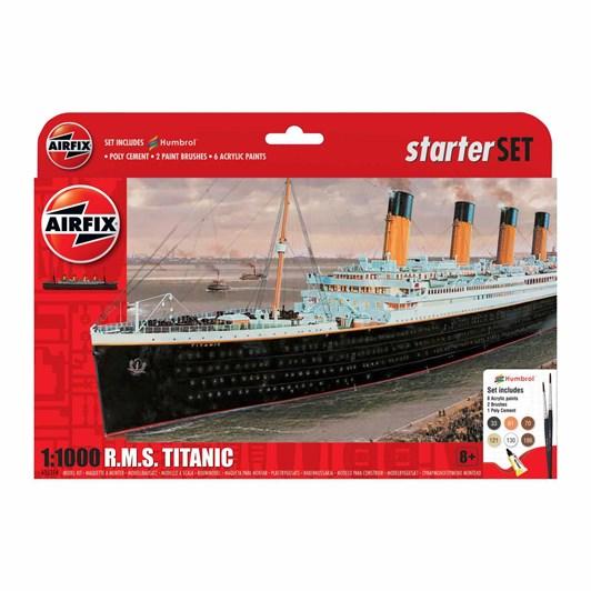 Airfix Rms Titanic Starter Set Starter Set 1:1000