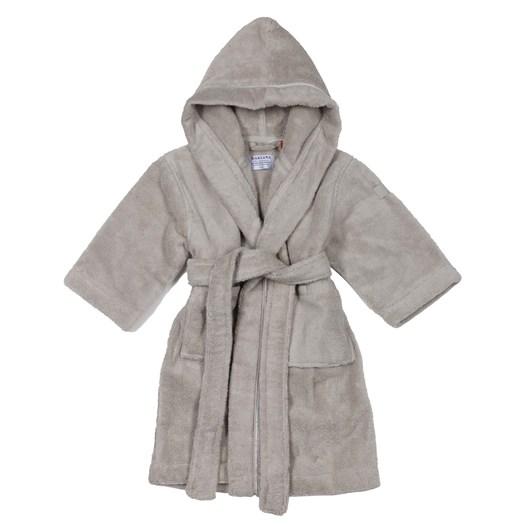 Baksana Kids Microcotton Robe Grey