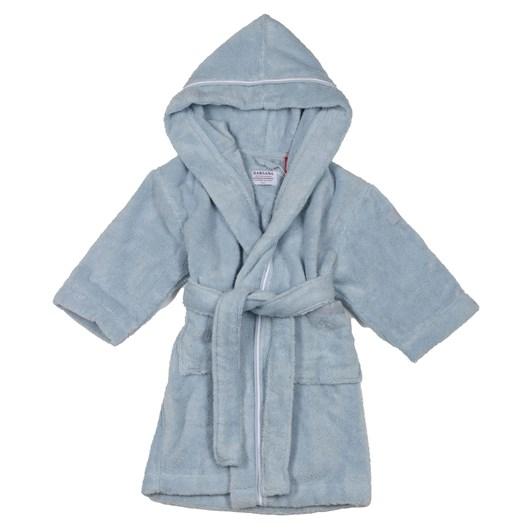 Baksana Kids Microcotton Robe Blue