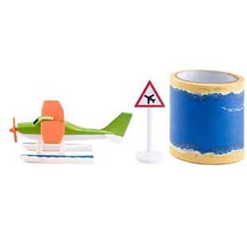SIKU Seaplane with 5m Waterway Tape