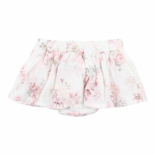 Bebe Amelie Bloomer Skirt - amelie print