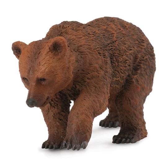 Collecta Brown Bear Cub  Figurine S