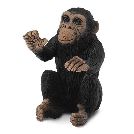 Collecta Chimpanzee Cub Hugging  Figurine S