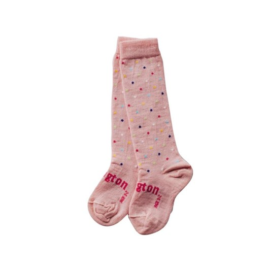 Lamington Socks Hundreds & Thousands Knee High Socks NB-2Y