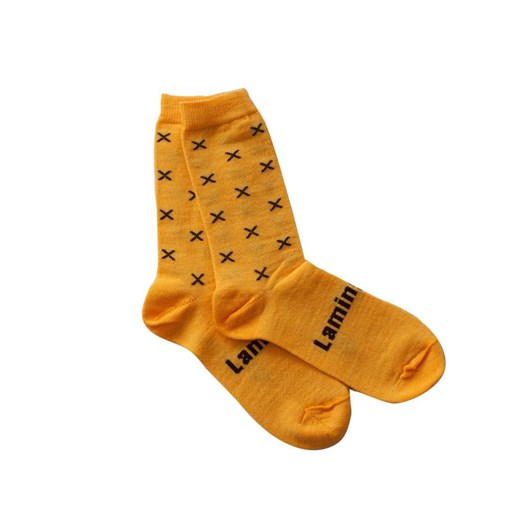 Lamington Socks Butterscotch Crew Socks 2-6Y