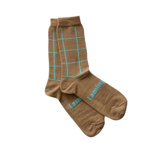 Lamington Socks Nile Crew Socks 2-6Y