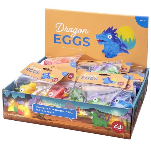 IS Gift Dragon Eggs