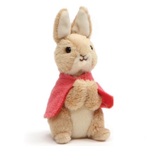 Peter Rabbit & Friends 12cm Bean Bag Plush Soft Toy