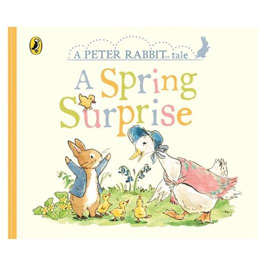 Peter Rabbit A Spring Surprise Book