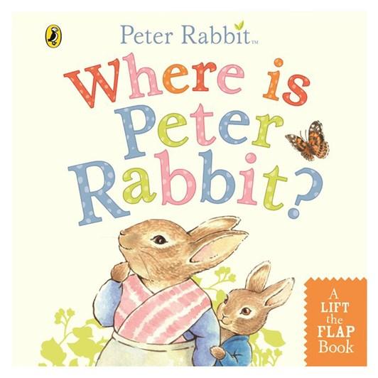 Peter Rabbit Where is Peter Rabbit Book