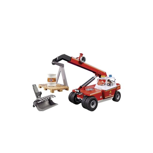 Playmobil Fire Crane