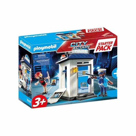 Playmobil Lge Police Station