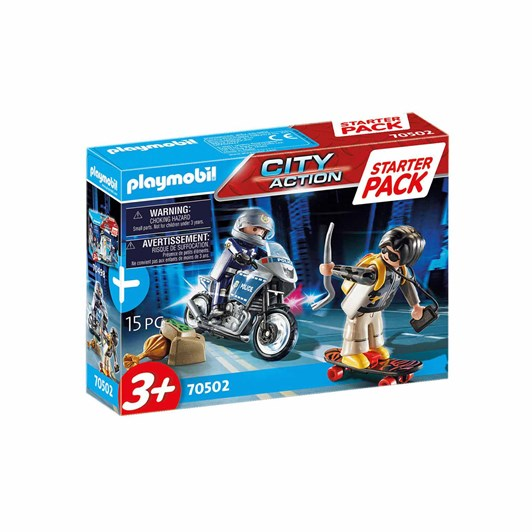 Playmobil Sml Police Chase