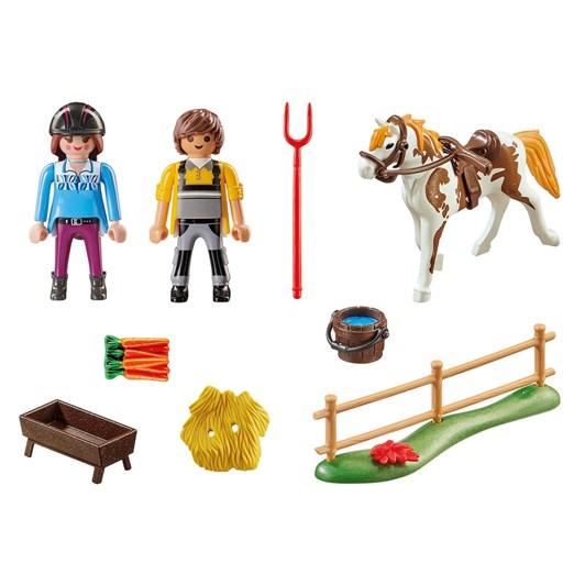 Playmobil Sml Horseback Riding