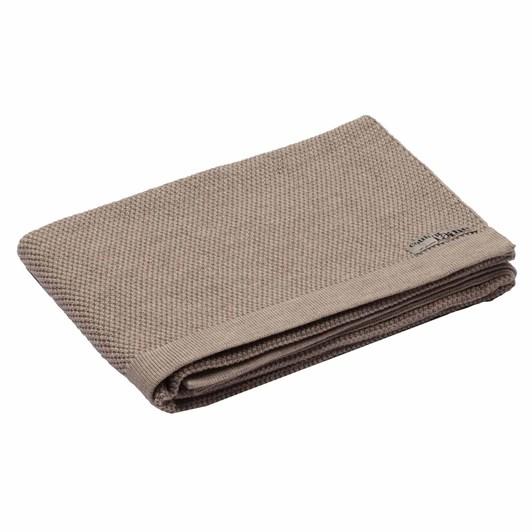 Country Laine Moss Stitch Merino Blanket