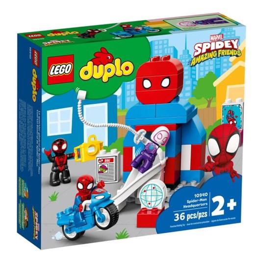 LEGO DUPLO Spider-Man Headquarters