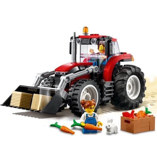 LEGO Great City Vehicles Tractor