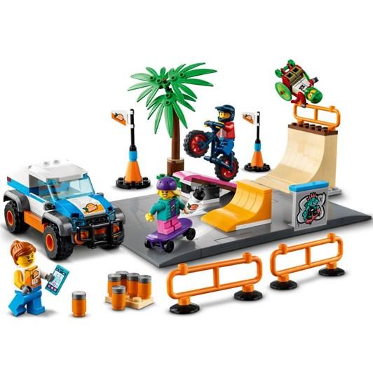 LEGO My City Skate Park