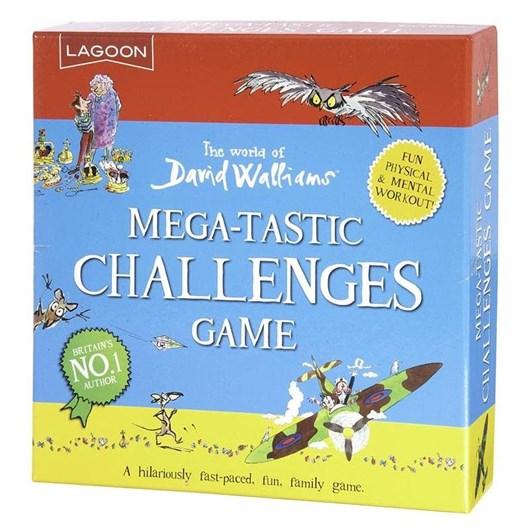 Is Gift David Walliams - Mega-Tastic Challenges Game