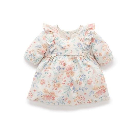 Purebaby Ruffle Dress
