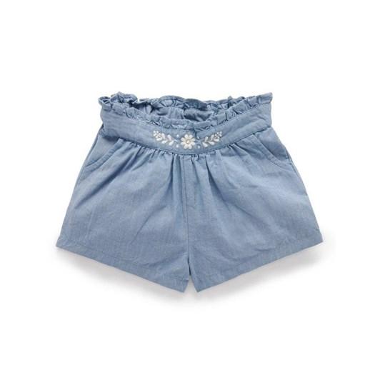 Purebaby Ruffle Shorts