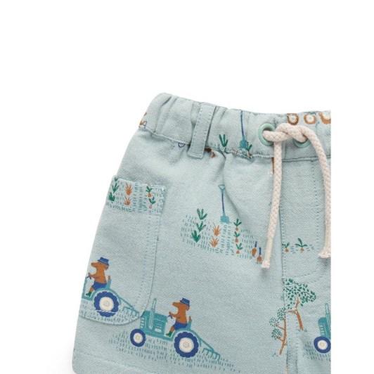 Purebaby Pull On Shorts
