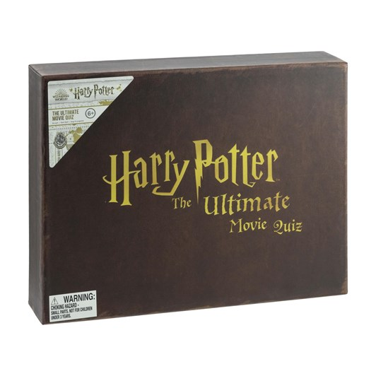 Harry Potter Ultimate Movie Quiz