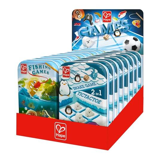 Hape Classic Pocket Games
