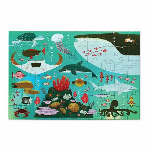 Croc Creek 60Pc Foil Puzzle Shimmering Sea