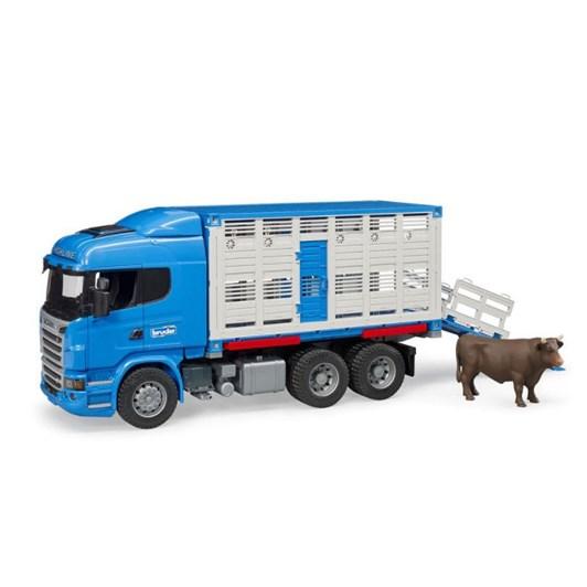 Bruder Scania Stock Truck