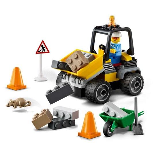 LEGO Great City Roadwork Truck