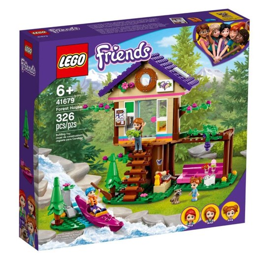 LEGO Friends Forest House