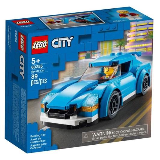 LEGO Great City Vehicles Sports Car