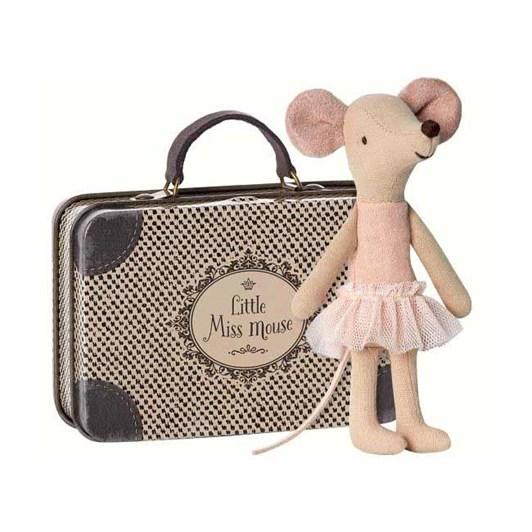 Maileg Ballerina Mouse in Suitcase